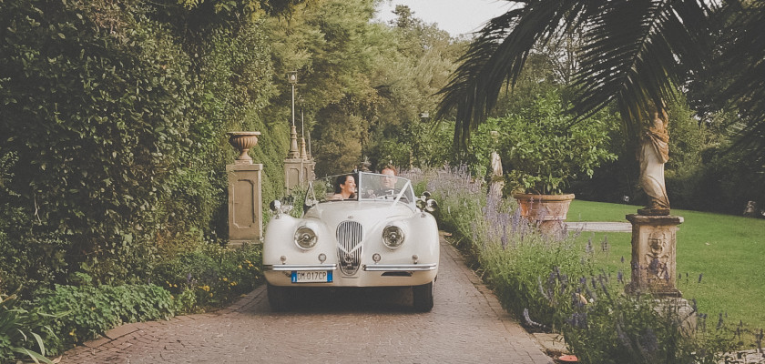 Love in Rome on European Wedding Guide