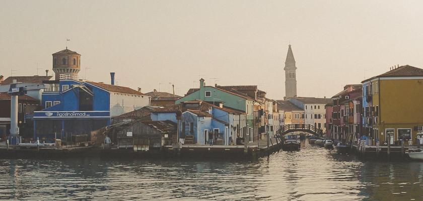 Wedding in Venice Laguna