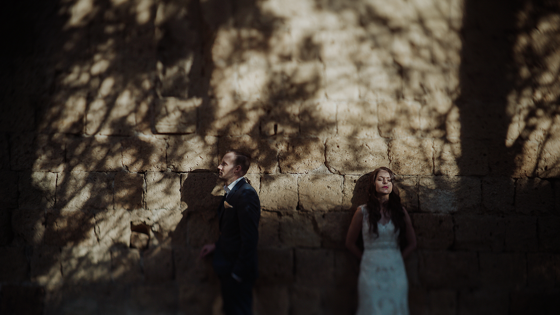 Elopement wedding in La Badia Orvieto