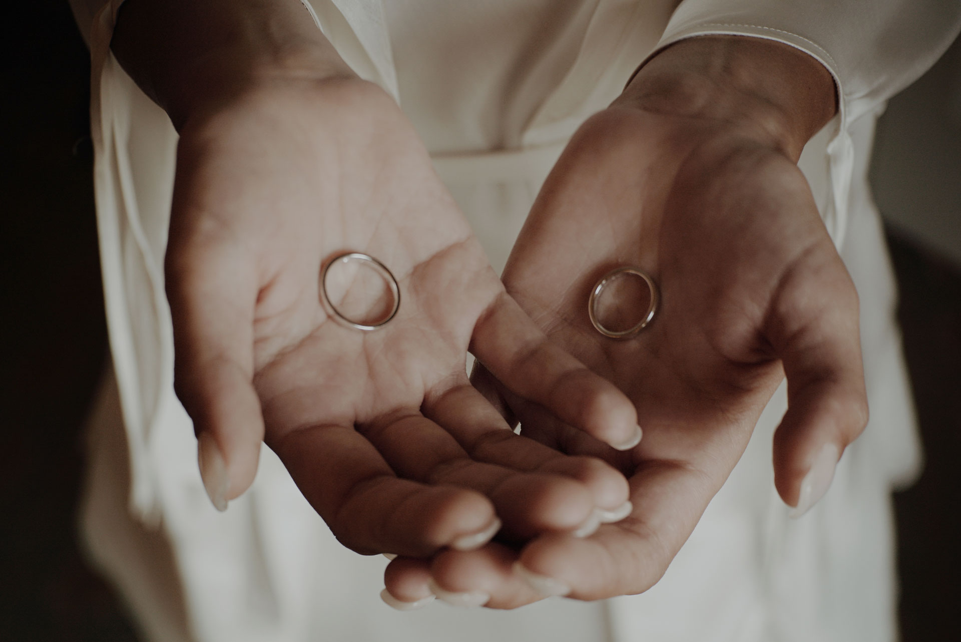 Destination Wedding in the South of Italy wedding rings